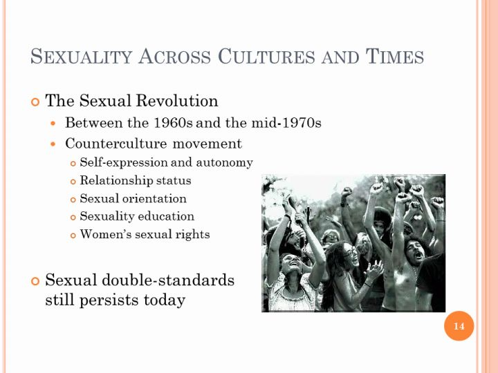 Sexuality in different cultures